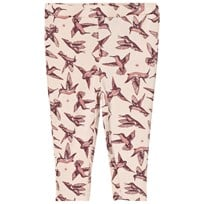 Petit by Sofie Schnoor Swallow Print Leggings Cameo Rose Cameo Rose