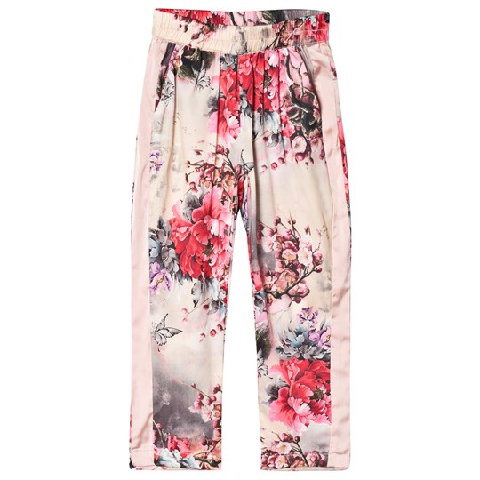 Petit by Sofie Schnoor Pants Rose Mønstret
