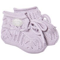 Lillelam Baby slippers Alex Lilac Syrin
