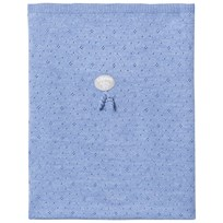 Lillelam Thin Basic Blanket Skyblue Skyblue