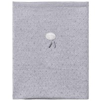 Lillelam Thin Basic Blanket Medium Grey Medium Grey
