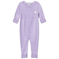 Lillelam Thin One-Piece Purple Purple