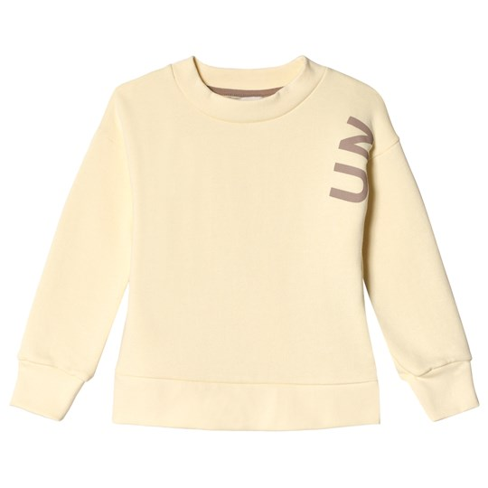 Unauthorized Aksel Sweater Almond Oil Almond Oil