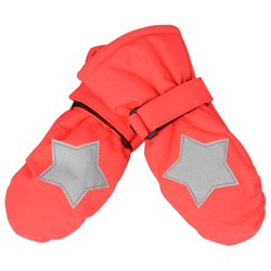 Molo Mitzy Mittens Fiery Coral