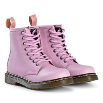 Dr. Martens Delaney Pebble Boots Mallow Pink Mallow Pink