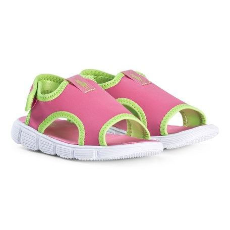 SuperfitEARTH - Touch-strap shoes - water dt6OT