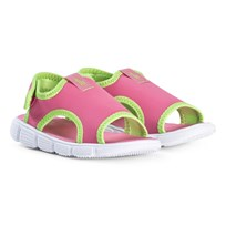 Ralph Lauren Stretch Neoprene Water Sandals with Pony Pink Pink
