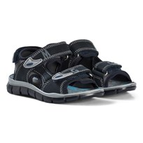 Primigi Sandals with Velcro Straps In Navy 13960