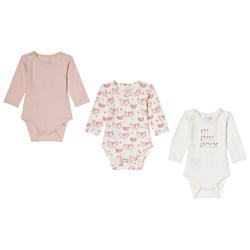 Hust&Claire 3-Pack Baby Body Peach Whip