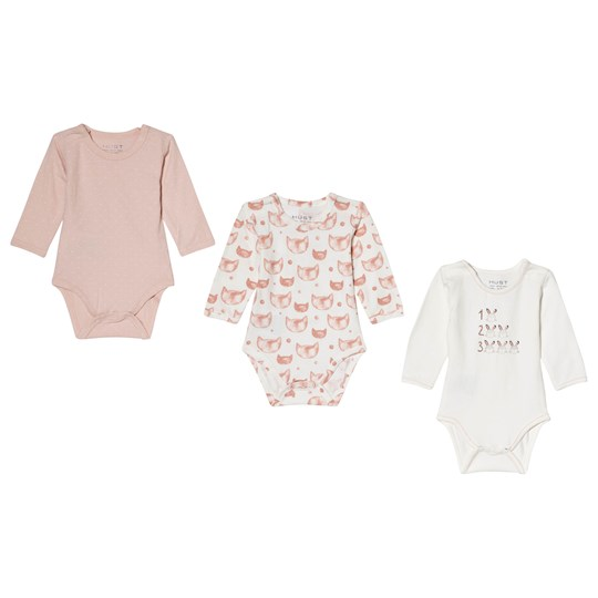 Hust&Claire 3-Pack Baby Body Peach Whip Peach Whip