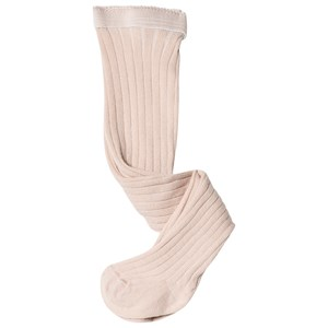 Image of MP Cotton Rib Tights Rose Dust 60 (0-6 mdr) (2996520877)