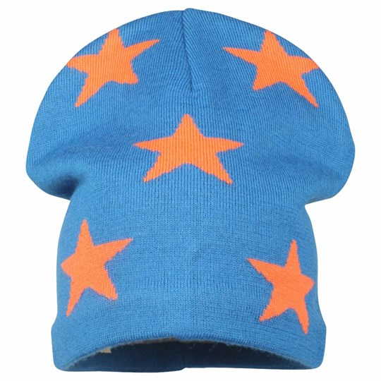 Molo Colder Beanie Electric Blue Blue