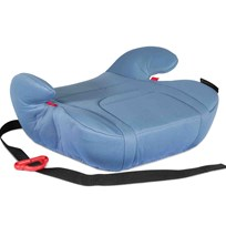 Carena Vitkobb Booster Seat with Beltclip in Blue Mussel Blue