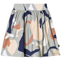 MAINIO Lampi Skirt Gray пестрый