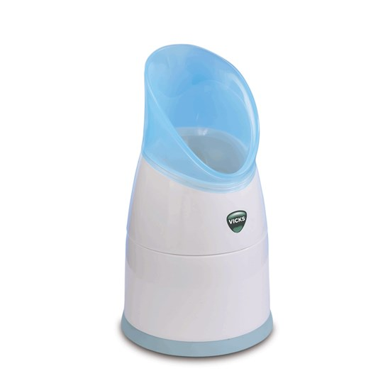 Vicks Ånga Inhalator med Vicks VapoPads® V1300 White / Blue