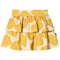MAINIO Yellow Valo Skirt Yellow