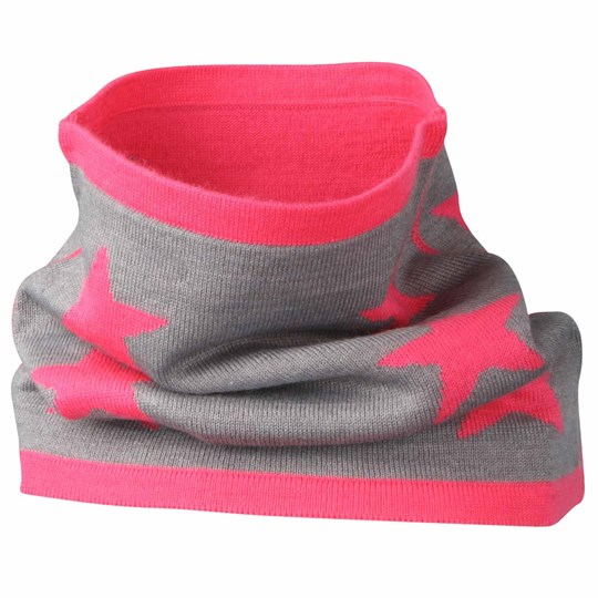 Molo Freeze Scarf Grey Grey