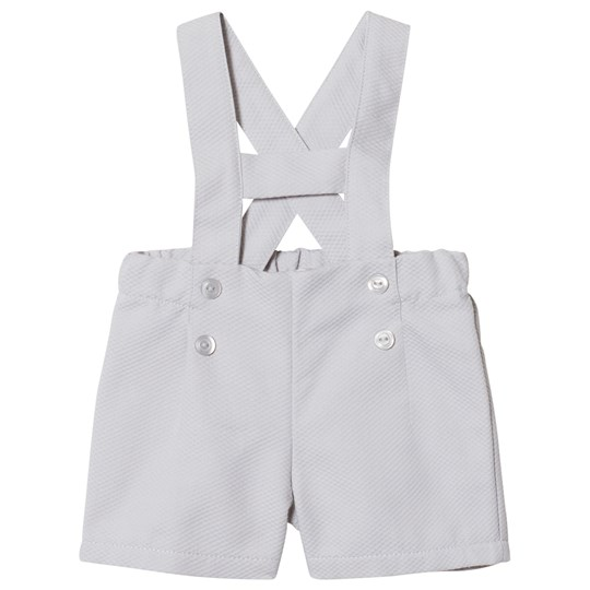 Dr Kid Textured Romper Grey 450