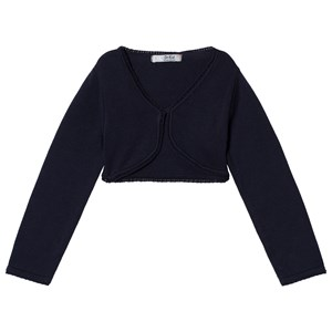Image of Dr Kid Knitted Cardigan Navy 3 years (2996519377)