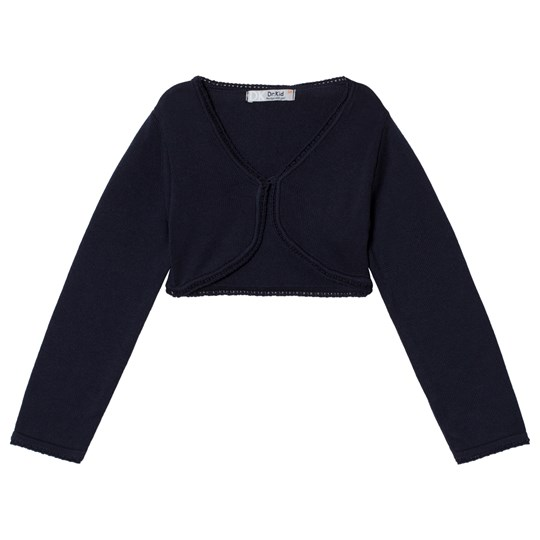 Dr Kid Knitted Cardigan Navy 280