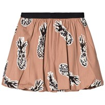 IKKS Camel Pineapple Print Skirt 62