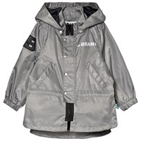 The BRAND Parka Vest Grey Musta