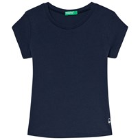 United Colors of Benetton T-shirt Marinblå Navy 7ef801b924bae