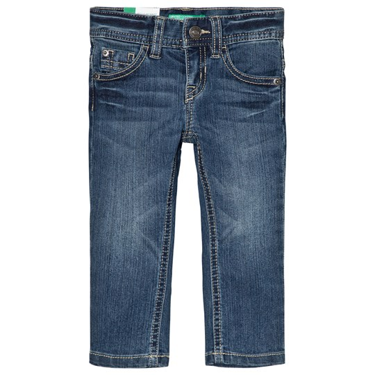 United Colors of Benetton Trousers Blue Blue