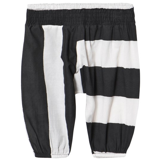 nadadelazos Seppl Pant Black Stripes black stripes