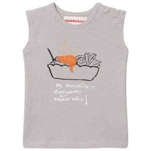 Image of nadadelazos Currywurst & French Fries Tank Top 12-18 mdr (3000211033)