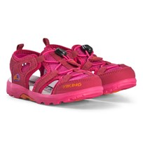 Viking Sandvika Sandals Fuchsia Fuchsia/Orange