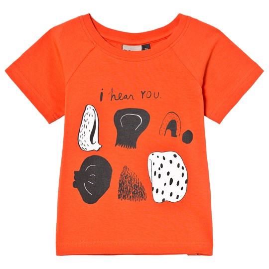 Papu Red Ears T-Shirt Multicolor