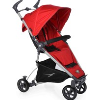 TFK Dot Barnvagn Tango Red 2018 Tango Red
