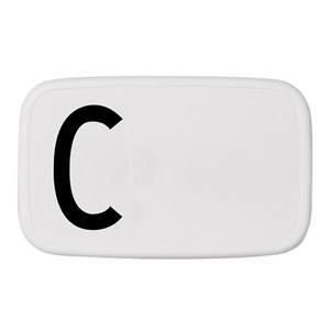 Image of Design Letters Personal Lunch Box C (2743758095)