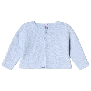 Image of Absorba Pale Blue Knit Cardigan 3 months (2962706559)