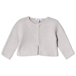 Image of Absorba Grey Knit Cardigan 3 months (2962705813)