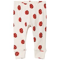 nadadelazos Lady Bug Byxor Cream lady Bug Beige