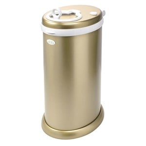 Image of Ubbi Diaper Pail Gold One Size (1091077)