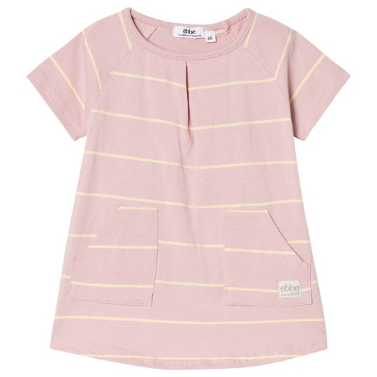 ebbe Kids Sol Dress Pale Pink/Sun Stripe Pale pink/sun stripe