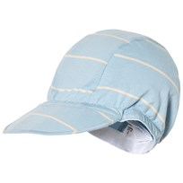 ebbe Kids Safir Baby Cap Soft Denim/Sand Stripe Soft denim/sand stripe