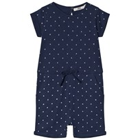 ebbe Kids Zelda Romper Mini Boats Dark Navy Mini boats dark navy