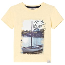 ebbe Kids Zixten Tee Sun Yellow