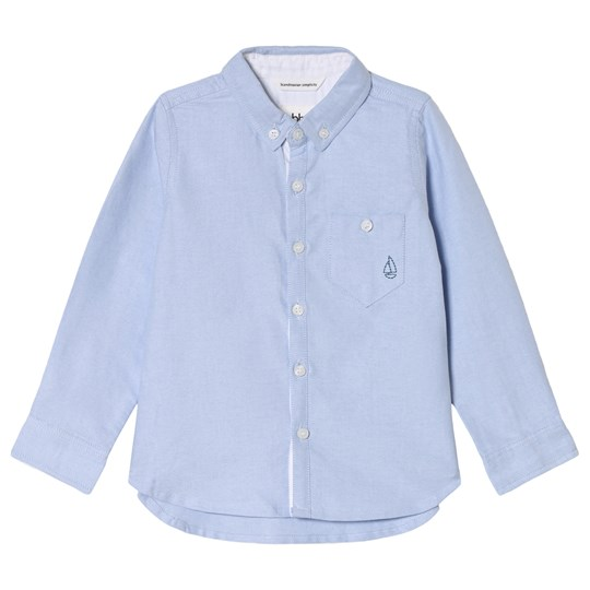 ebbe Kids Frazer Oxford Shirt Light Blue Light blue oxford