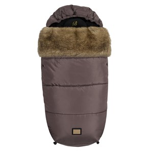 Image of Bjällra of Sweden Footmuff Chic Mud (3125343295)