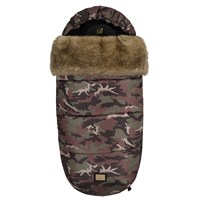 Bjällra of Sweden Footmuff Cool Camo Cool Camo