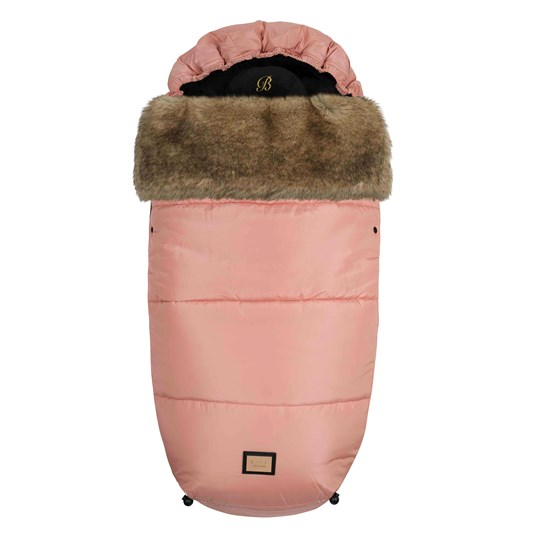 Bjällra of Sweden Footmuff Lovely Pink Lovely Pink