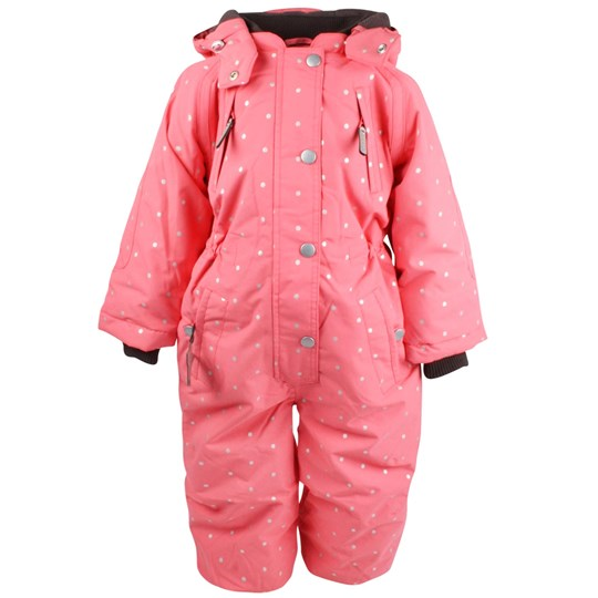 Mini A Ture Wanni Snowsuit Rapture Rose Pink