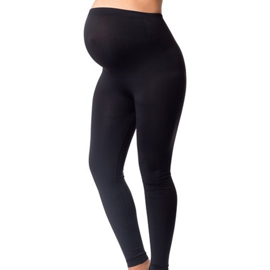 Carriwell Comfort Maternity Support Leggings Black Black