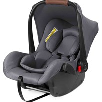 Carena Viggen Infant Car Seat Seal Grey 0-13 kg Black