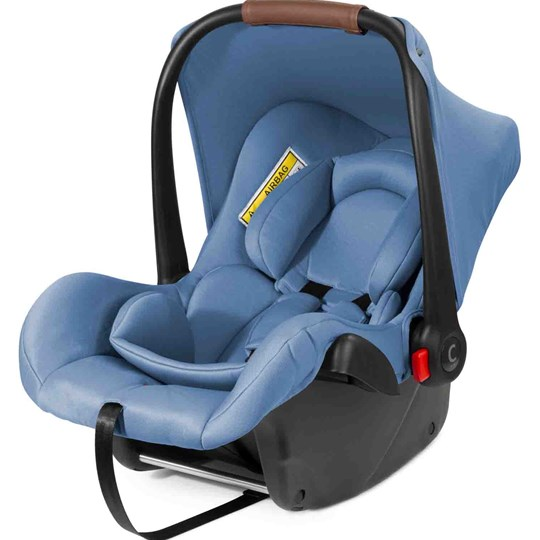 Carena Viggen Infant Car Seat Blue Mussel 0-13 kg Blue